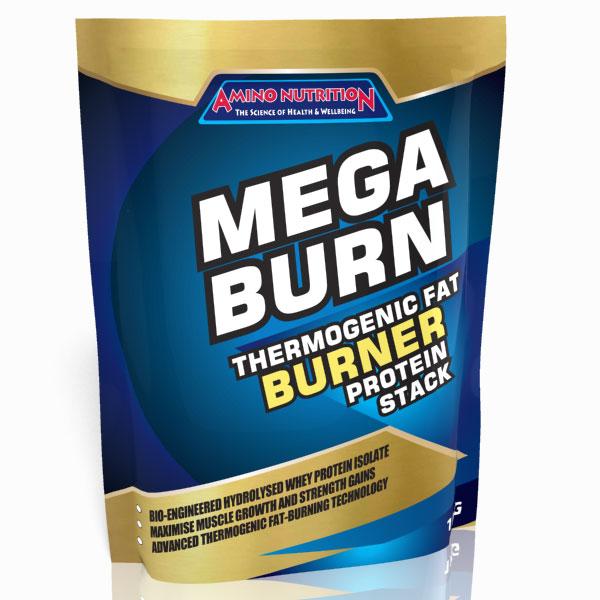 Amino Nutrition Mega Burn 1kg