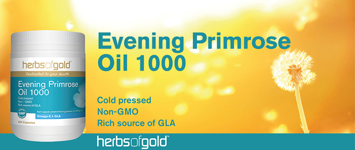 Herbs of Gold Evening Primrose Oil