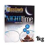 Maxine's Night time Swiss chocolate 1kg