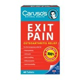 Exit Pain with Chondroitin 60 Tabs