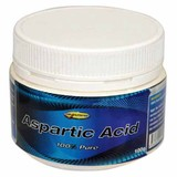 100% Pure d-Aspartic Acid 100g