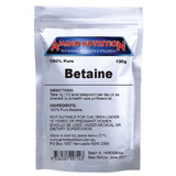100% Pure Betaine 100g