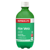 Aloe Vera Juice + Active Manuka Honey 500ml