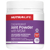 Concentrated Joint Powder with MSM (Unflavoured) 300g