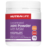 Concentrated Joint Powder with MSM (Orange Flavour) 300g