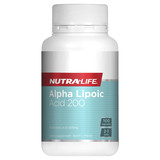 Alpha Lipoic Acid 200 100 caps