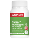 Oliviral Immune Support High Strength 60 caps
