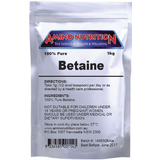100% Pure Betaine