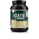 Natural Oats & Whey 3lbs (1.36kg)