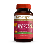 Herbs of Gold Children's Multi Care (Chewable) 60 tabs