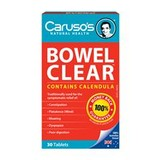 Bowel Clear with Calendula 60 Tabs