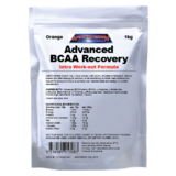 Advanced BCAA Recovery 1kg Orange