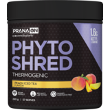 Prana On Phyto Shred Thermogenic Peach Iced Tea 260g 57 Serves