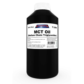 100% Pure MCT Oil 1L